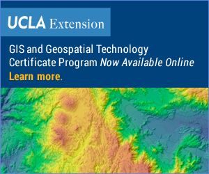 UCLA Extension GIS Certificate Program